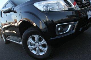 2016 Nissan Navara D23 ST Black 7 Speed Sports Automatic Utility.