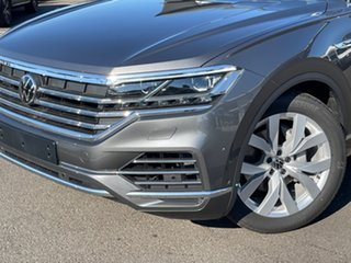 2020 Volkswagen Touareg CR MY21 210TDI Tiptronic 4MOTION Elegance Grey 8 Speed Sports Automatic