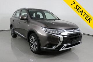 2019 Mitsubishi Outlander ZL MY19 ES 7 Seat (AWD) Bronze Continuous Variable Wagon.