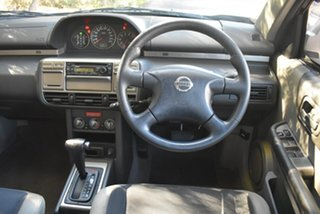 2002 Nissan X-Trail T30 ST Gold 4 Speed Automatic Wagon
