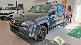 2020 Volkswagen Amarok 2H MY20 TDI580S 4MOTION Perm Carbon Steel Grey 8 Speed Automatic Utility.