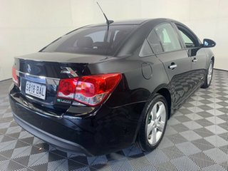 2013 Holden Cruze JH Series II MY14 SRi-V Black 6 Speed Manual Sedan