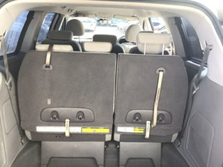 2011 Kia Carnival VQ MY11 S Silver 4 Speed Sports Automatic Wagon