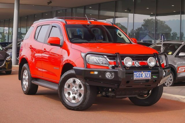 Used Holden Trailblazer RG MY17 LT Gosnells, 2016 Holden Trailblazer RG MY17 LT Red 6 Speed Sports Automatic Wagon