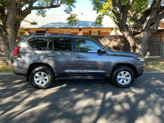 2017 Toyota Landcruiser Prado GDJ150R GXL Grey 6 Speed Sports Automatic Wagon