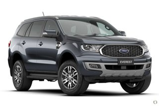 2021 Ford Everest UA II 2021.25MY Trend Grey 10 Speed Sports Automatic SUV