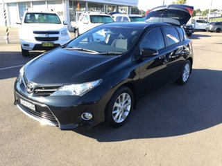 2012 Toyota Corolla ZRE182R Ascent Sport Black 6 Speed Manual Hatchback