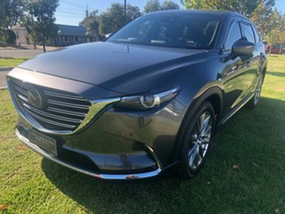 2017 Mazda CX-9 TC Azami SKYACTIV-Drive Machine Grey 6 Speed Sports Automatic Wagon