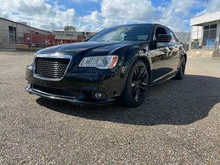 2013 Chrysler 300 SRT8 Core Black 5 Speed Automatic Sedan