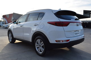 2016 Kia Sportage QL MY17 Si AWD White 6 Speed Sports Automatic Wagon