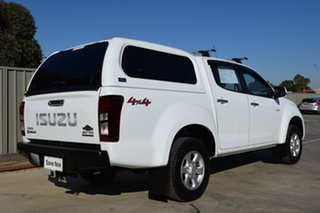 2020 Isuzu D-MAX MY19 LS-M Crew Cab White 6 Speed Sports Automatic Utility