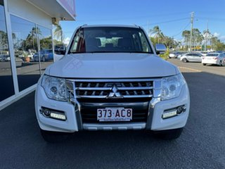 2020 Mitsubishi Pajero NX MY21 GLS White 5 Speed Sports Automatic Wagon
