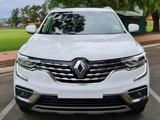 2021 Renault Koleos HZG MY21 Intens X-tronic White 1 Speed Constant Variable Wagon.