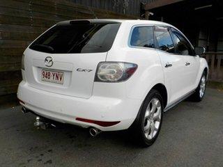 2011 Mazda CX-7 ER1032 Luxury Activematic Sports White 6 Speed Sports Automatic Wagon