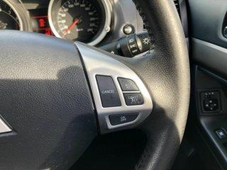2012 Mitsubishi Lancer CJ MY12 ES Sportback White 5 Speed Manual Hatchback