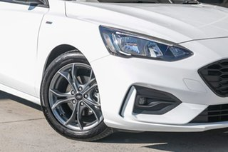 2020 Ford Focus SA 2020.25MY ST-Line White 8 Speed Automatic Hatchback.