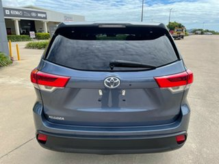 2019 Toyota Kluger GSU50R GXL 2WD Blue/061119 8 Speed Sports Automatic Wagon