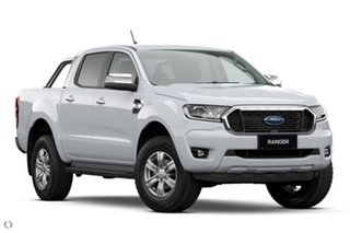 2020 Ford Ranger PX MkIII 2021.25MY XLT White 10 Speed Sports Automatic Double Cab Pick Up