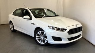2015 Ford Falcon FG X White 6 Speed Sports Automatic Sedan.