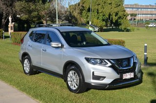 2018 Nissan X-Trail T32 Series 2 ST (2WD) Silver Continuous Variable Wagon