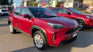 2020 Toyota Yaris Cross MXPJ10R GX 2WD Atomic Rush 1 Speed Constant Variable Wagon Hybrid