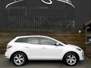 2011 Mazda CX-7 ER1032 Luxury Activematic Sports White 6 Speed Sports Automatic Wagon.