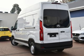 2020 LDV Deliver 9 MY21 Mid Roof MWB Blanc White 6 Speed Automatic Van.