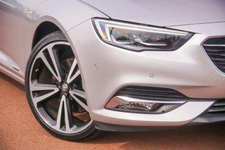 2018 Holden Calais ZB MY18 V Liftback AWD Silver 9 Speed Sports Automatic Liftback.