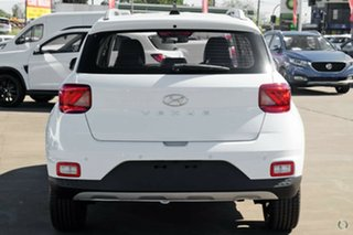 2021 Hyundai Venue QX.V3 MY21 Active Polar White 6 Speed Automatic Wagon.