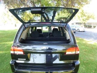 2008 Ford Escape ZD Black Automatic SUV