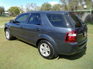 2010 Ford Territory Grey Automatic Wagon
