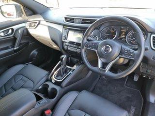 2019 Nissan Qashqai J11 Series 2 Ti X-tronic Blue 1 Speed Constant Variable Wagon