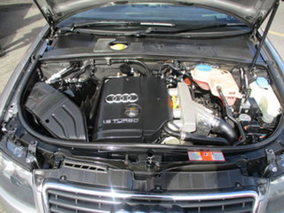 2005 Audi A4 B6 Cabriolet Grey 6 Speed CVT Multitronic Cabriolet