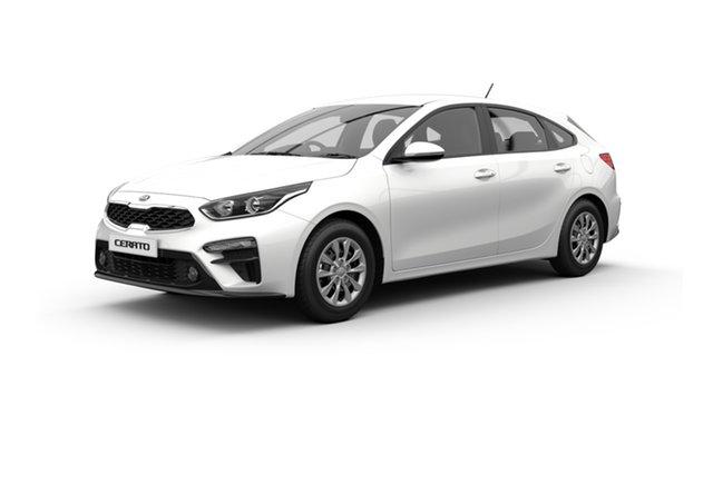New Kia Cerato BD MY21 S Cardiff, 2021 Kia Cerato BD MY21 S Ud 6 Speed Sports Automatic Hatchback