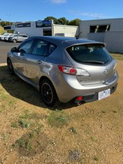 2010 Mazda 3 BL10F1 MY10 Maxx Activematic Sport Silver 5 Speed Sports Automatic Hatchback