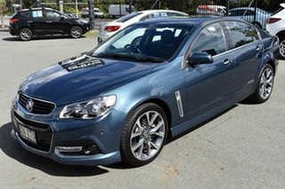 2014 Holden Commodore VF SS-V Blue 6 Speed Automatic Sedan