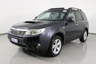 2010 Subaru Forester MY10 XT Premium Grey 4 Speed Auto Elec Sportshift Wagon.