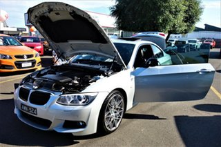 2013 BMW 3 Series E92 MY1112 320d Steptronic Silver 6 Speed Sports Automatic Coupe
