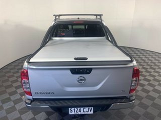 2017 Nissan Navara D23 S2 SL Silver 7 Speed Sports Automatic Utility