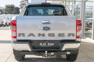 2020 Ford Ranger PX MkIII 2020.75MY XLT Silver 6 Speed Sports Automatic Double Cab Pick Up