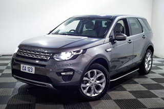 2016 Land Rover Discovery Sport L550 16.5MY HSE Grey 9 Speed Sports Automatic Wagon.