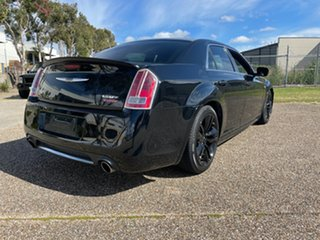2013 Chrysler 300 SRT8 Core Black 5 Speed Automatic Sedan.
