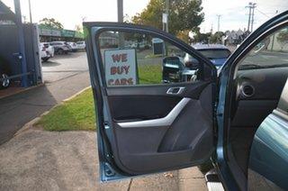 2012 Mazda BT-50 XTR (4x4) Blue 6 Speed Manual Dual Cab Utility