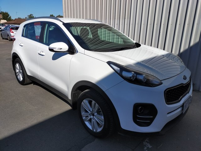 Used Kia Sportage QL MY18 Si 2WD Horsham, 2018 Kia Sportage QL MY18 Si 2WD 6 Speed Sports Automatic Wagon