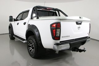 2018 Nissan Navara D23 Series III MY18 SL (4x4) White 7 Speed Automatic Dual Cab Pick-up