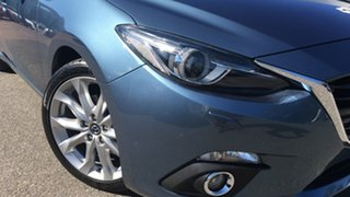 2014 Mazda 3 BM5236 SP25 SKYACTIV-MT Astina Blue 6 Speed Manual Sedan.