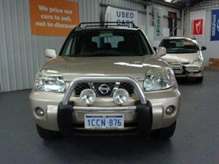 2005 Nissan X-Trail T30 II TI Gold 4 Speed Automatic Wagon.