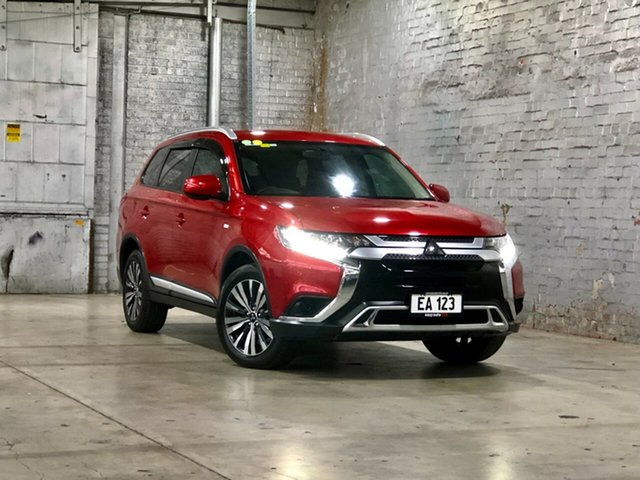 Used Mitsubishi Outlander ZL MY19 ES AWD Mile End South, 2019 Mitsubishi Outlander ZL MY19 ES AWD Maroon 6 Speed Constant Variable Wagon
