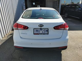 2017 Kia Cerato YD MY18 S 6 Speed Sports Automatic Sedan