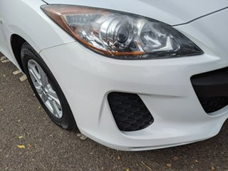 2012 Mazda 3 BL10F2 Neo Activematic White 5 Speed Sports Automatic Sedan